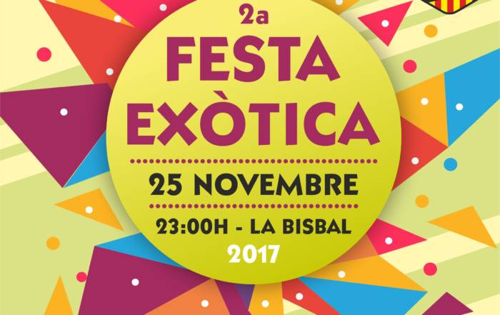 2a Festa Exòtica